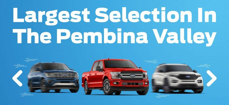 2020 latest ford vehicle pembina valley promotion