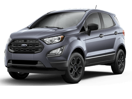 2020 Ford Ecosport by Carman Ford