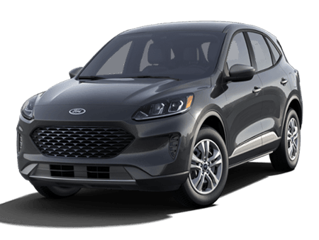 2020 Ford Escape by Carman Ford
