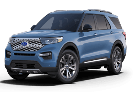 2020 Ford Explorer by Carman Ford